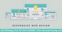 Responsive Website Design Services  Web Design Service