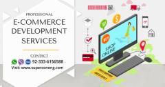ecommerce Website Development & Designing Service