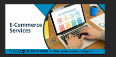 E-Commerce Website Development by SE Technologies