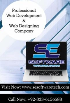 DevelopmentWeb DesignBrandingMarketing by SE softwar