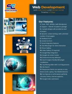 WordPress Website & Development By SE Software Tech