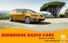 Redbridge Radio Cars London Book Ilford Minicabs