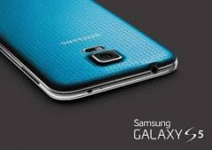 Shop Samsung Galaxy S5 16GB Blue Used Very Good Unlocke
