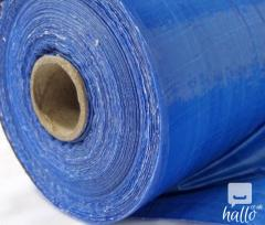Blue Polyethyelene Roll Waterproof 110gsm