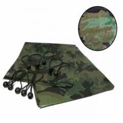 80gsm Heavy Duty Camouflage Tarpaulin