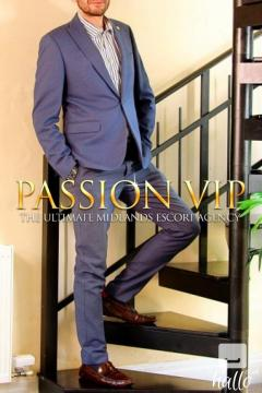 Hunky Italian Escort - Markos - Passion Vip Birm