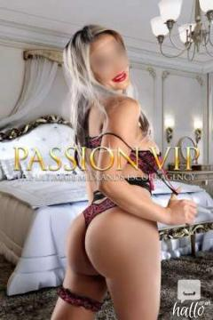 Slim busty blonde - Sonia - Passion VIP
