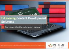 E-Learning for Pharmaceutical in Healthcare Industry