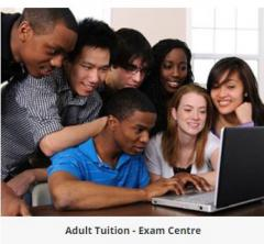 Professional Adult Tuition and Exam Centre in UK