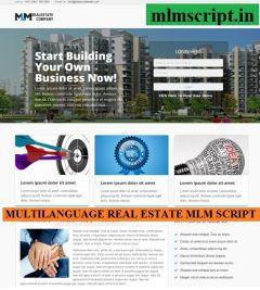Real Estate MLM Software- Wimdu Clone Script