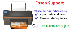 Epson  Technical Support 0800-098-8590 Epson Support uk