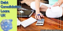 Hassle free Debt Consolidation Loans for Bad Credit in