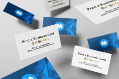Business Card Printing in UK