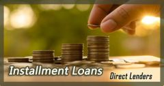 Effortless Installment Loans for Bad Credit People