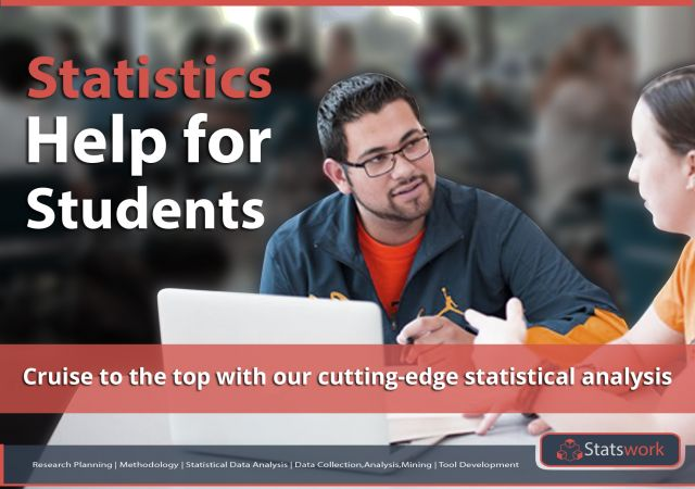 Statistic help for students