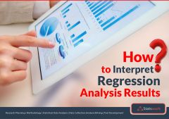 How to Interpret Regression Analysis Results P-values