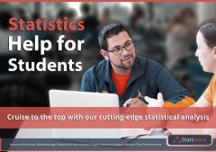 Statistics Help for Students  Statistical Analysis