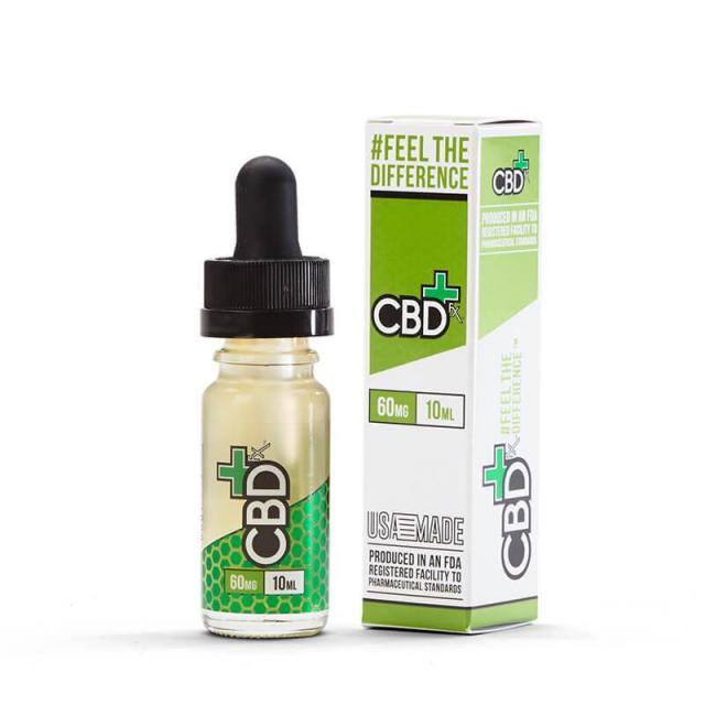 CBDfx E Liquid & CBDfx Vape Juice 4 Image