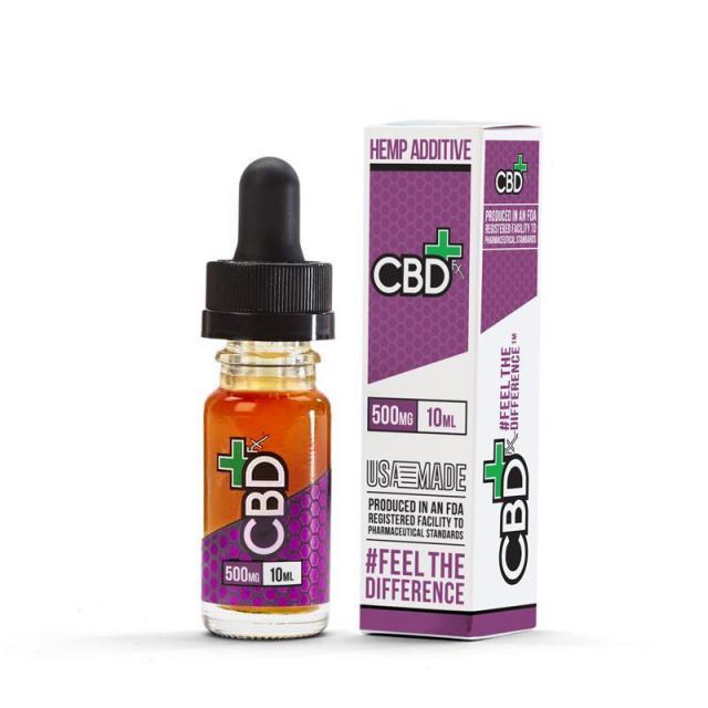 CBDfx E Liquid & CBDfx Vape Juice 3 Image