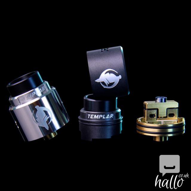 Shop Augvape Templar 24mm RDA Only at Affordable Prices 3 Image