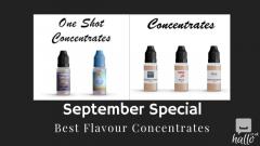 Best Vape Juices & Flavour Concentrates Uk