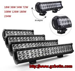 LED offroad light bar, 4D 5D RGB led light bar