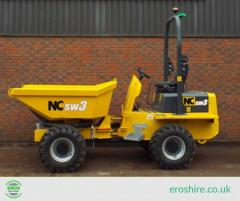 Dumper Hire In High Wycombe-Eros Hire Tools