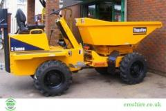 Affordable Dumper Hire at Cheapest Price-Eros Hire