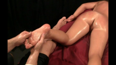 Professional massage for women with some fun