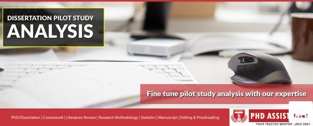 pilot studies for dissertations