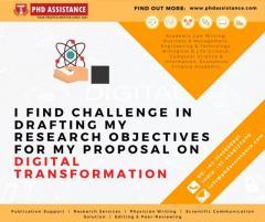 PhD Research Proposal Help