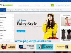 Open Source Ecommerce Script  php Shopping Cart Script