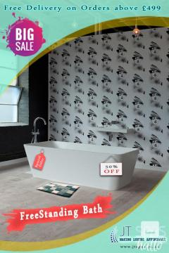 Latest Freestanding Baths And Bath Tubs Sale In UK