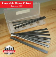 10 x 82mm TCT PLANER BLADES to fit Bosch PHO-1, PH02-82