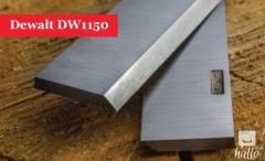 Dewalt DW 1150 Planer blades knives DE 7333 - 1 Pair