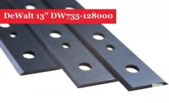 DeWalt 13 DW735-128000 Planer Blades Knives - Set of 3