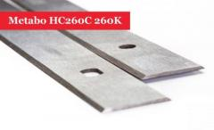 Metabo HC260C 260K Disposable Planer Blades Knives