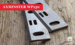 Axminster WP150 Resharpenable Planer Blades Knives - 1