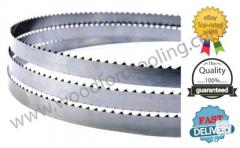 Bandsaw Blades Pack of 5 88 x 38 x 6TPI 2235mm