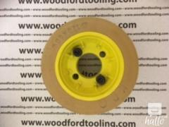 Heavy Duty Power Feed Roller 120mm Dia 60mm Wide