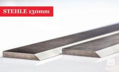 STEHLE Planer Blades Knives 130mm - 1 Pair online