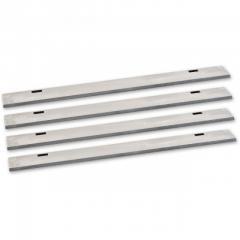 Set of 4 Planer Knives for Rojek MP310M Machine