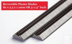 82mm Planer Blades-TCT82mm Carbide Planer Blades 2 Pair