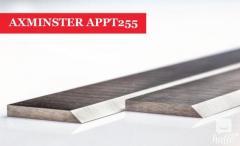 Axminster APPT 255 Planer Blades Knives - 1 Pair