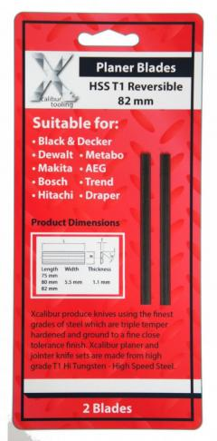 Order Online Bosch 2 x 82mm TCT Planer Blades Knives