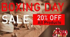 20 OFF ALL PRODUCTS
