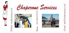 Chaperone Services South Kensington