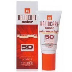 Heliocare Gelcream Colour Light SPF50 50ml