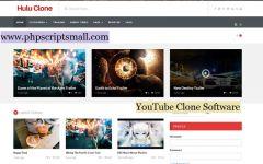 Video Sharing Script - Php Scripts Mall