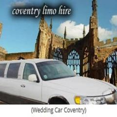 Luxury Coventry Limo Hire from Lux-limo.co.uk